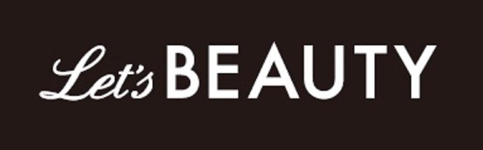 let's BEAUTYロゴ